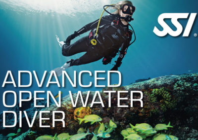 Formation Topdive - Advanced Open Water Diver