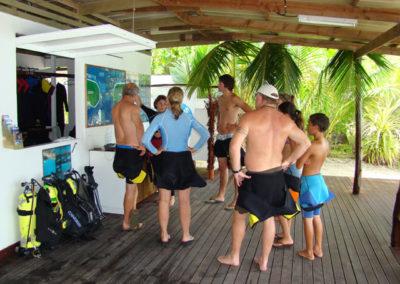 Centre de plongée Topdive de Rangiroa