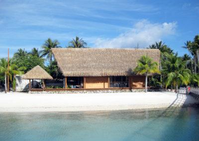 Centre de plongée Topdive à Bora Bora