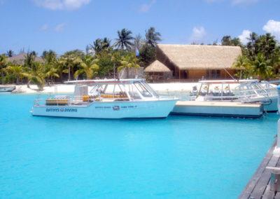 Centre de plongée Topdive de Bora Bora