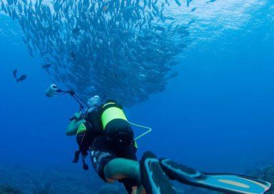 Plongée au Nitrox à Moorea avec Topdive © Sylvain-GIRARDOT